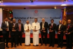 "National  Chamber  Felicitates Chamber Members conferred with ""National Honour Awards  2017  """